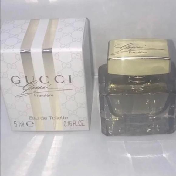 c595af71f Gucci Makeup | Premire Eau De Toilette Miniature 16 Oz | Poshmark